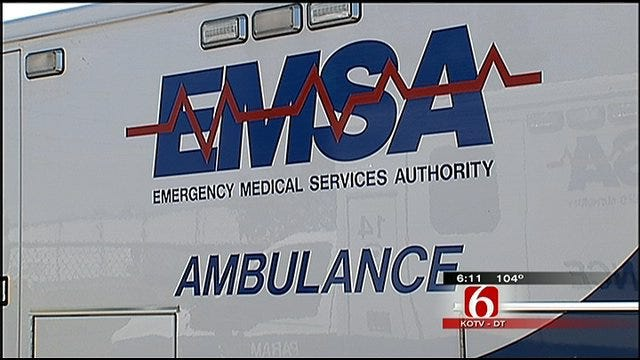 Tulsa Mayor Decides To Keep EMSA On The Job