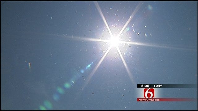High Temps Pose New Risk For Green Country Residents