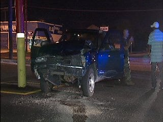 WEB EXTRA: Video From Scene Of Crash At Sheridan And 26th Street