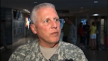 WEB EXTRA: Major General Deering On Oklahoma Guard's Mission
