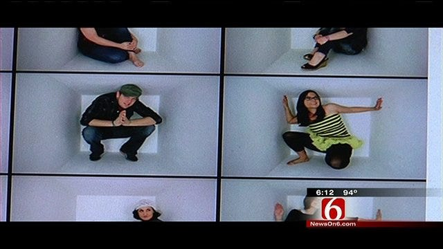Strike A Pose For Tulsa Photographer's 'Cubed Project'
