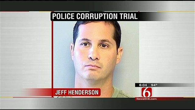 Second Officer Takes The Stand In Tulsa Police Corruption Trial
