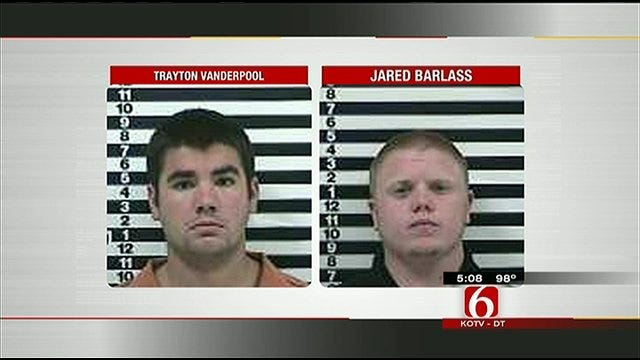 Broken Arrow Teens Arrested In Deadly Cow Shooting