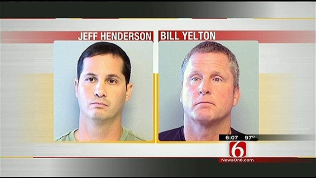 Fellow Officers Defend Tulsa Police Officers In Corruption Trial