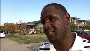WEB EXTRA: Tyrone Lynn On Negotiating Tulsa Tower Standoff