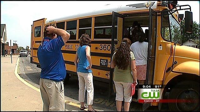 Tulsa Public Schools Scrambles Ahead Of New School Year