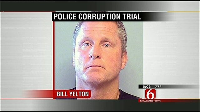 Tulsa Officer Accused Of Corruption Denies Wrongdoing