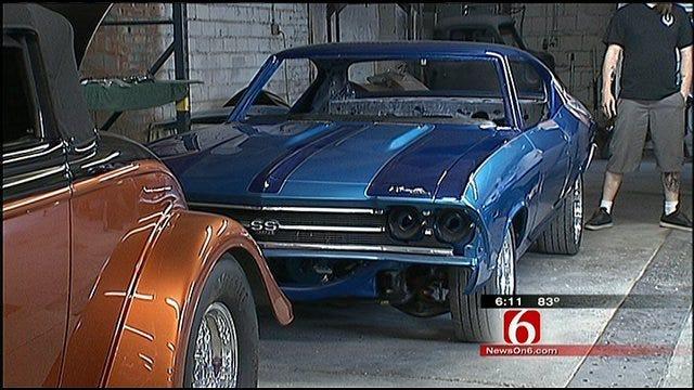 Broken Arrow Hot Rod Shop Makes Car Dreams Come True