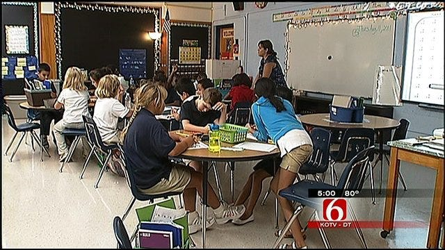 Preliminary 2011 State Test Scores Show Mixed Results For Tulsa Public Schools