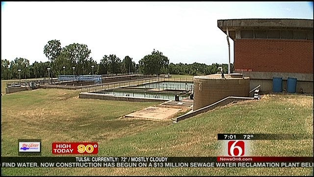 Power Restored To The City Of Broken Arrow's Water Plant