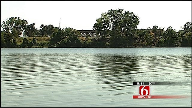 Plans For West Arkansas River Development Sinks
