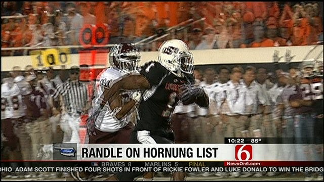 Two In-State Players On Hornung Watch List