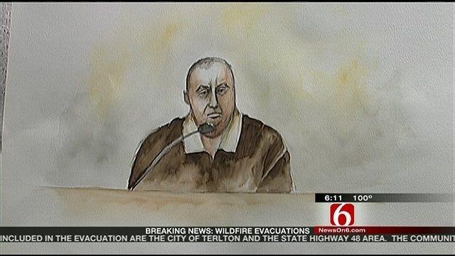Day 6: Key Witness Testifies In Tulsa Police Corruption Trail