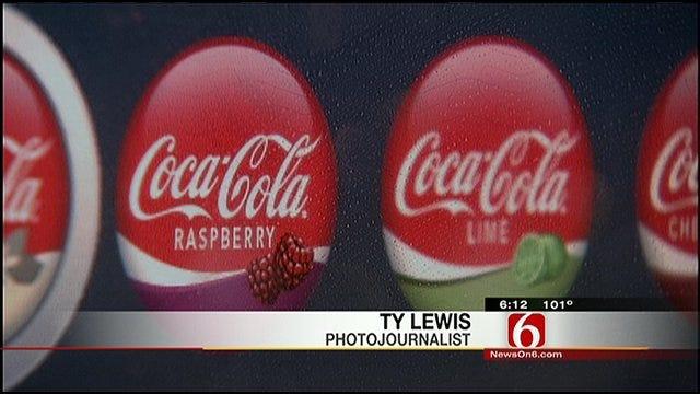 New Tulsa Drink Machine Uses Apple Tech, Ferrari Design