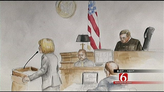 Self-Confessed Crooked Cop Testifies Against Tulsa Police Officers