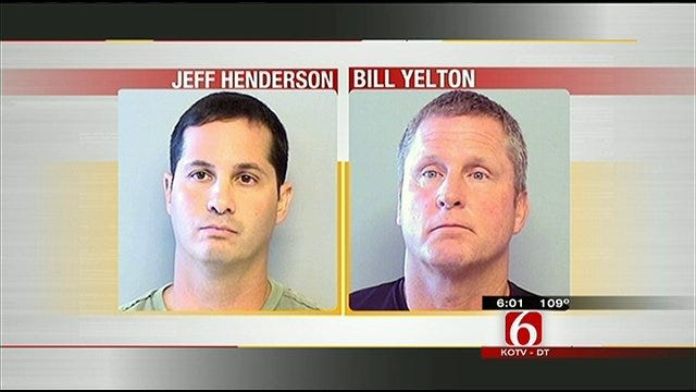 Jury Hears Opening Arguments In Tulsa Police Corruption Trial