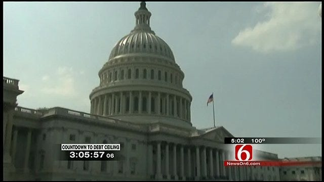Oklahomans Worried About What A Default Would Mean To Them