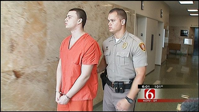 Man Charged In Sand Springs Fatality Wreck Gets 24 Years