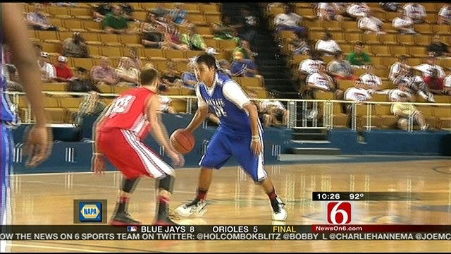 West Tops East In All-State Games