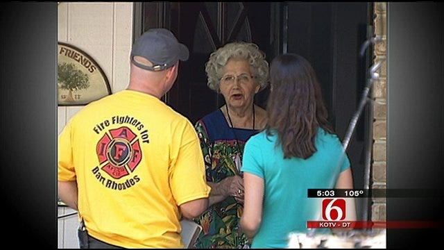 Tulsa Firefighters Sue To Campaign In City Elections