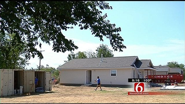 Bicyclists Ride Into Tulsa To Help Build Homes For The Needy