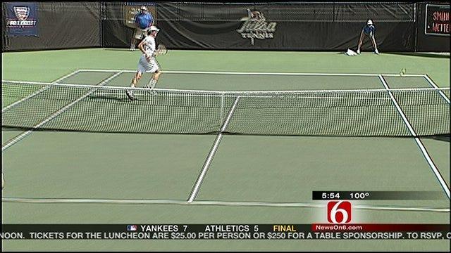 Smith Claims UTSA Title In Tulsa