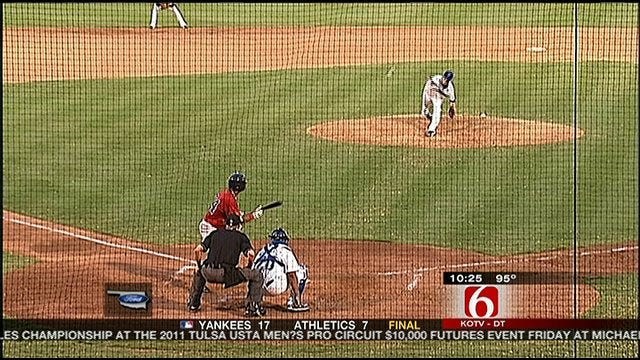 Pitching Lifts Drillers Over Arkansas