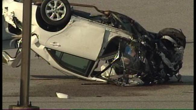 WEB EXTRA: SkyNews6 Video Of Fatality Wreck