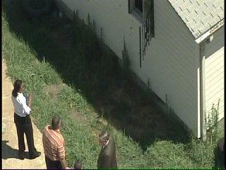 WEB EXTRA: SkyNews6 View Of Tulsa County Shooting Scene