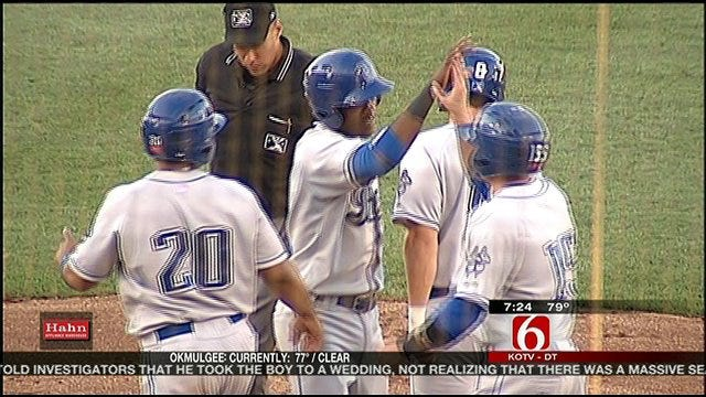Drillers Top Springfield 13-8