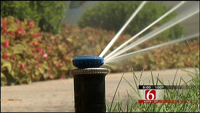 Extreme Heat Could Lead To Water Restrictions For City Of Tulsa