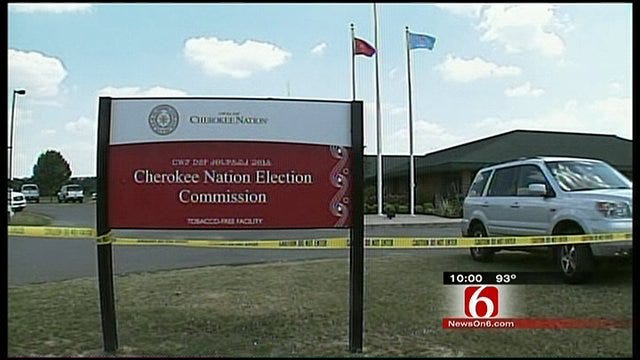 Incumbent Chad Smith Out On Top In Cherokee Election Recount