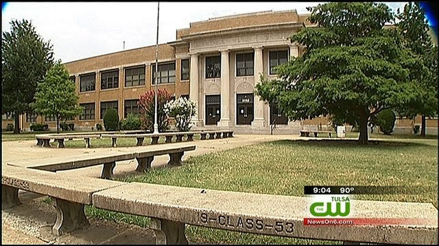 Neighbors Voice Concerns Over Future Of Closed Tulsa Middle School