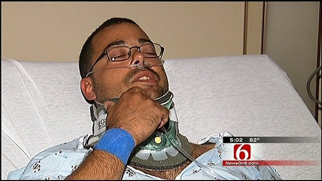 Motorcyclist Injured On Heat Buckled Highway Credits Gear For Saving His Life