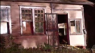 WEB EXTRA: Video From Scene Of Denver and Cheyenne House Fire