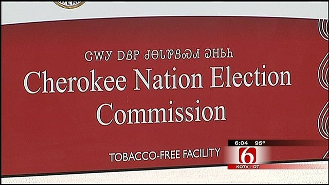 Cherokee Nation Election Commissioners: Recount For Principal Chief Was Flawed