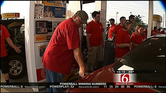 Owasso Church Offers Drivers Relief At The Pump