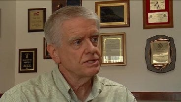 WEB EXTRA: Sand Springs School Legal Counsel Talks About Funding Crisis