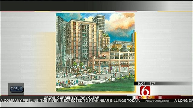 New Downtown Tulsa Development Planned For Tulsa