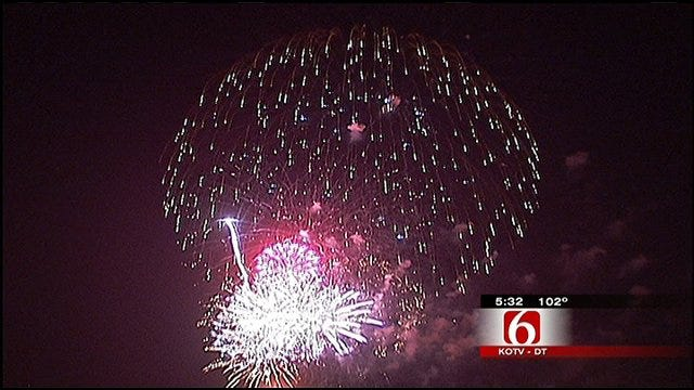 Green Country Prepares For Big Firework Shows