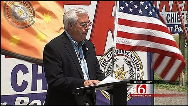 Challenger Calls Election Controversy A 'Black Eye' For Cherokee Nation