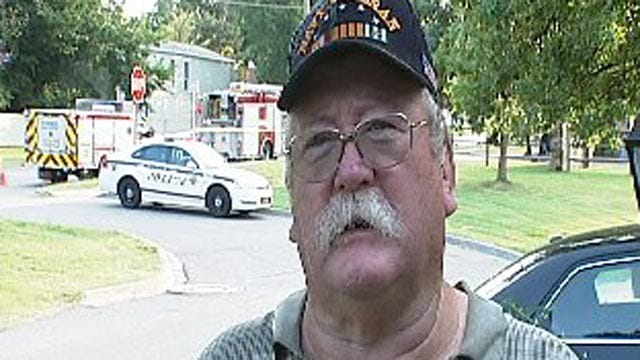 WEB EXTRA: Neighbor Don Blevins Talks About Deadly Motorcycle Crash
