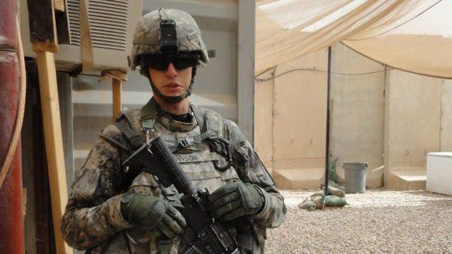 Tulsa Soldier Killed In Iraq