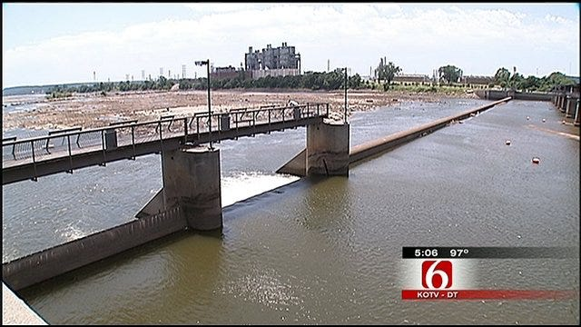 Malfunction Allows For More Water On The Arkansas River