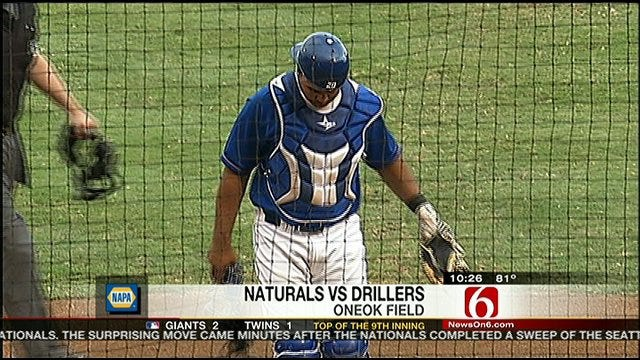 Drillers' Bats Lead Them to Victory