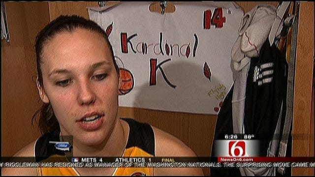 Tulsa Shock Tired of Moral Victories