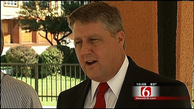 Tulsa Firefighters Union Files Lawsuit Against Mayor, City