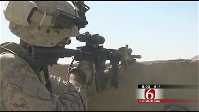 Oklahomans On Homefront Discuss Afghanistan Withdrawal