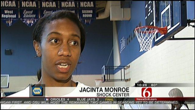 Jacinta Monroe Comes to Tulsa