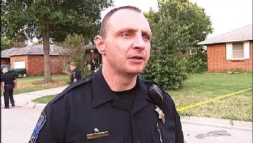 WEB EXTRA: Tulsa Police Sgt. Matt McCord Talks About Shooting